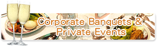 Corporate Banquets And Private Events