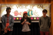 Parkland Music x The Voice of Cai 2014
