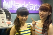 TVB《音樂工房》SiS樂印姊妹 專訪拍攝