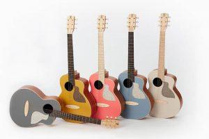 木結他、電結他、低音結他、烏克麗麗 Acoustic guitars, Electric guitars, Bass guitars, Ukuleles