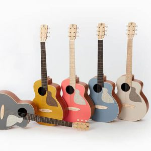 木結他、電結他、低音結他、烏克麗麗 Acoustic guitars, Electric guitars, Bass guitars, Ukuleles